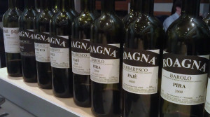 Mostly full lineup Roagna 2008s