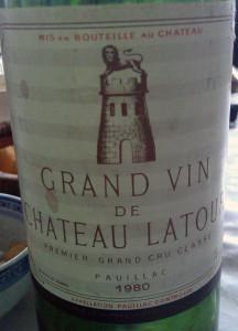 1980 Ch. Latour